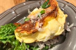アフタヌーンティー・ラブアンドテーブル 横浜限定「スフレオムレルーライス」の超ぷるっぷる柔らかたまごが美味しい!
