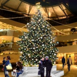 2017年 横浜ベイクォーターのクリスマスは11月3日より開催!フィンランドのクリスマスヴィレッジがテーマ