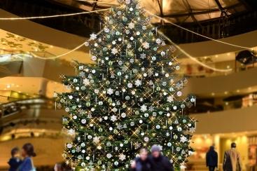 2017年 横浜ベイクォータークリスマスは11月3日より開催!フィンランドのクリスマスヴィレッジがテーマ