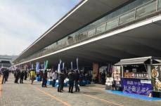 第4回「横浜大さん橋マルシェ」が2017年12月2日・3日に開催!