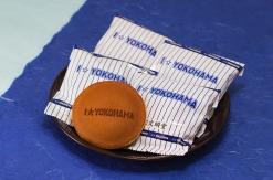 横浜高島屋 横浜DeNAベイスターズの日本一を祈願して「特製どら焼き」を無料プレゼント!