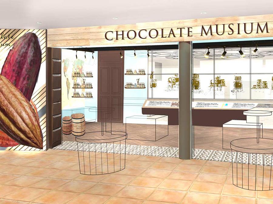 横浜中華街に「横浜チョコレートファクトリー」がオープン予定!
