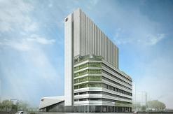 コーエーテクモゲームス新本社ビル、12月1日に着工!ライブハウス型ホール「Zepp」も