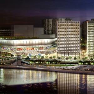 みなとみらい21地区 60・61街区一部に2万人規模の音楽専用アリーナを建設