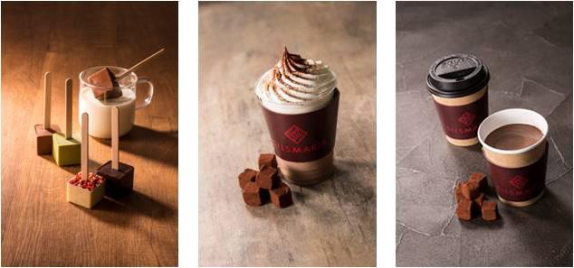 チョコレートドリンク スティック