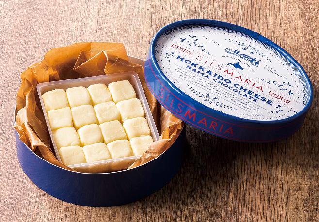 北海道チーズ生チョコレート