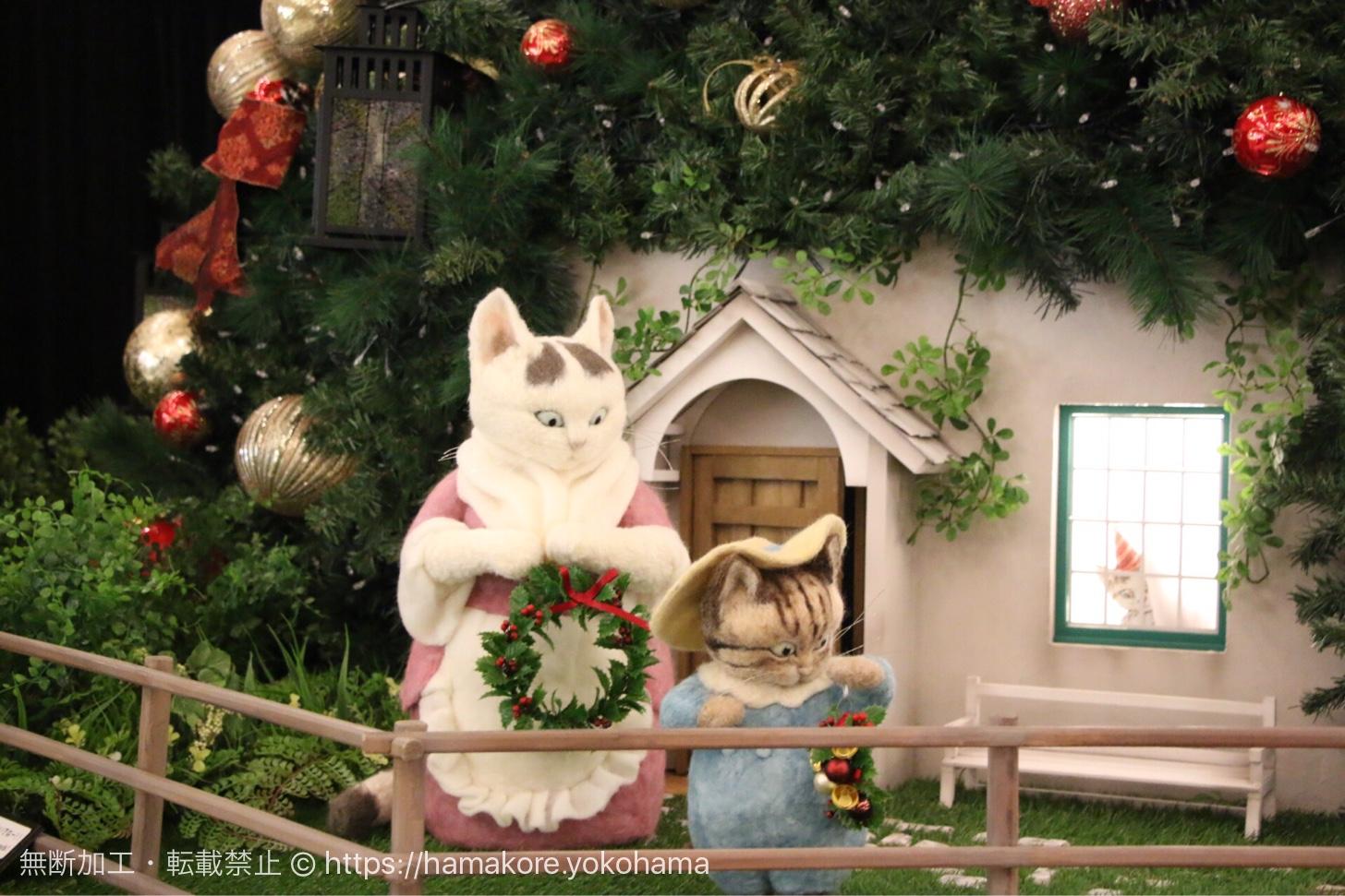 ピーターたちのクリスマスツリー