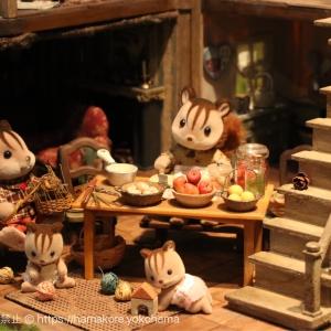 横浜人形の家「シルバニアファミリー × ドールハウス展」が開催中!2018年1月28日まで