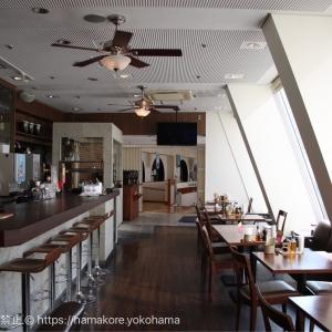 みなとみらいの電源カフェ「grill&sea table AKITO」は日本丸が目の前で絶景!窯焼きピザも