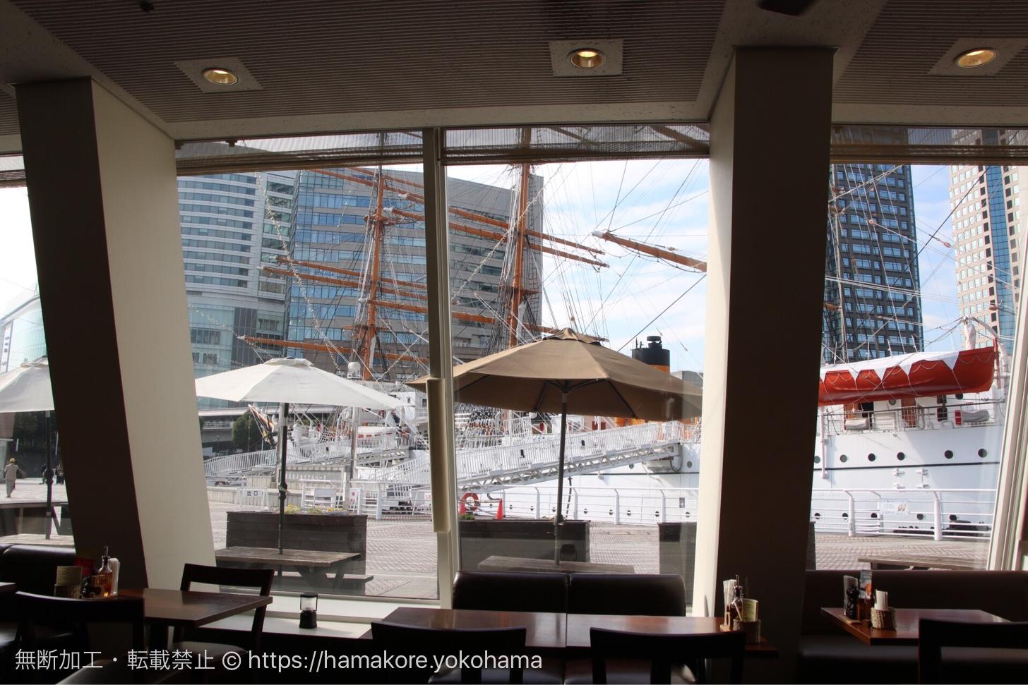 grill&sea table AKITO 店内の様子