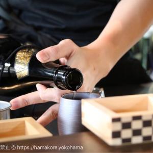 横浜駅西口にこだわりの日本酒専門店「AKATSUKI NO KURA」と「酒とったり」がオープン!