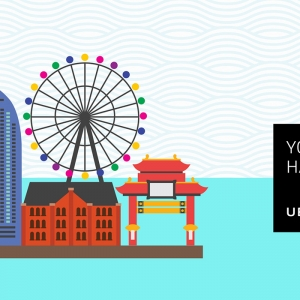 フードデリバリーサービス「Uber Eats」が横浜市7区でサービスを開始!