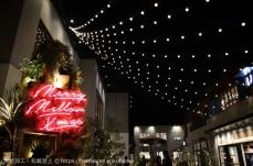 2017年 MARINE & WALK YOKOHAMAのクリスマスイルミネーションは施設含めて心温まる雰囲気がいい!