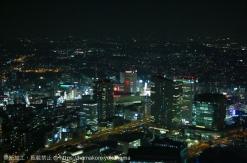 横浜ランドマークタワー「スカイガーデン」から見る夜景は横浜No.1の美しさ!360度夜景に再び見惚る