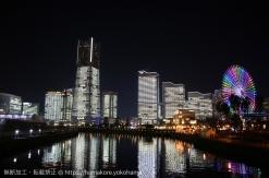 横浜みなとみらい 全館点灯「TOWERS Milight」夕方スタートで訪れた撮影スポット 3箇所