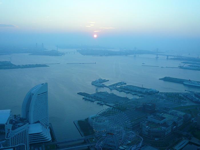 2018年 新年は横浜ランドマークタワーで初日の出を見よう!大晦日は25時まで営業