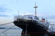2018年 日本郵船氷川丸で恒例のもちつきを1月2日に実施!