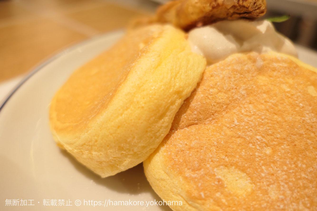 奇跡のパンケーキ 紅の夢アップルパイ