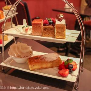 横浜元町「パブロフ」のフレンチトーストがトロッと絶品!専門店のパウンドケーキとセット