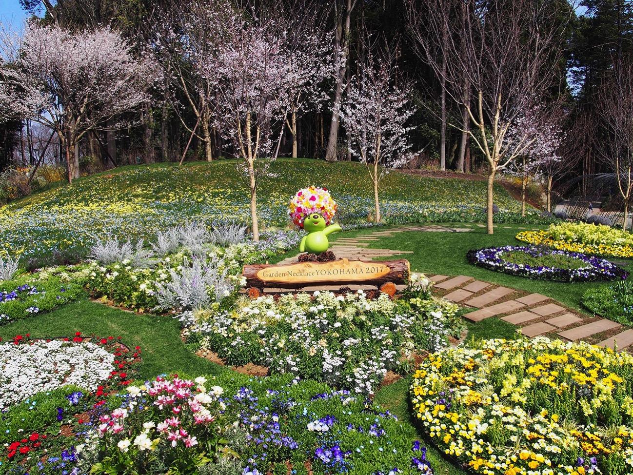 笑顔の花咲くナチュラルガーデン