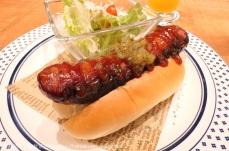 横浜駅「ニックストック」で朝食を!肉カフェで食べたガッツリ朝メニュー