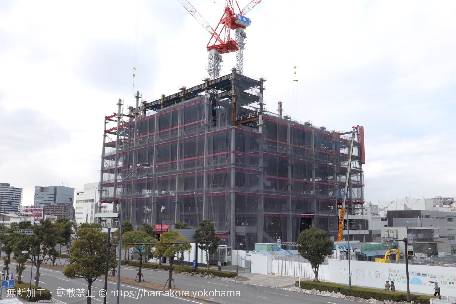 資生堂 カフェ併設の新研究所、横浜みなとみらいで目を惹く高さに