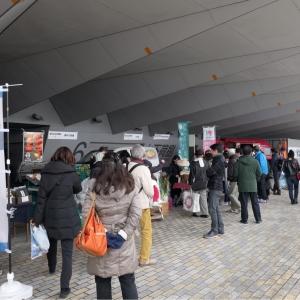 第6回「横浜港大さん橋マルシェ」が2018年2月24日・25日に開催!キャプテンドラえもん号も