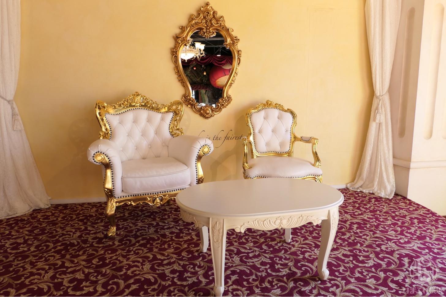 セーブポイント〜夢見る白雪姫〜 プリンス・プリンセスの席