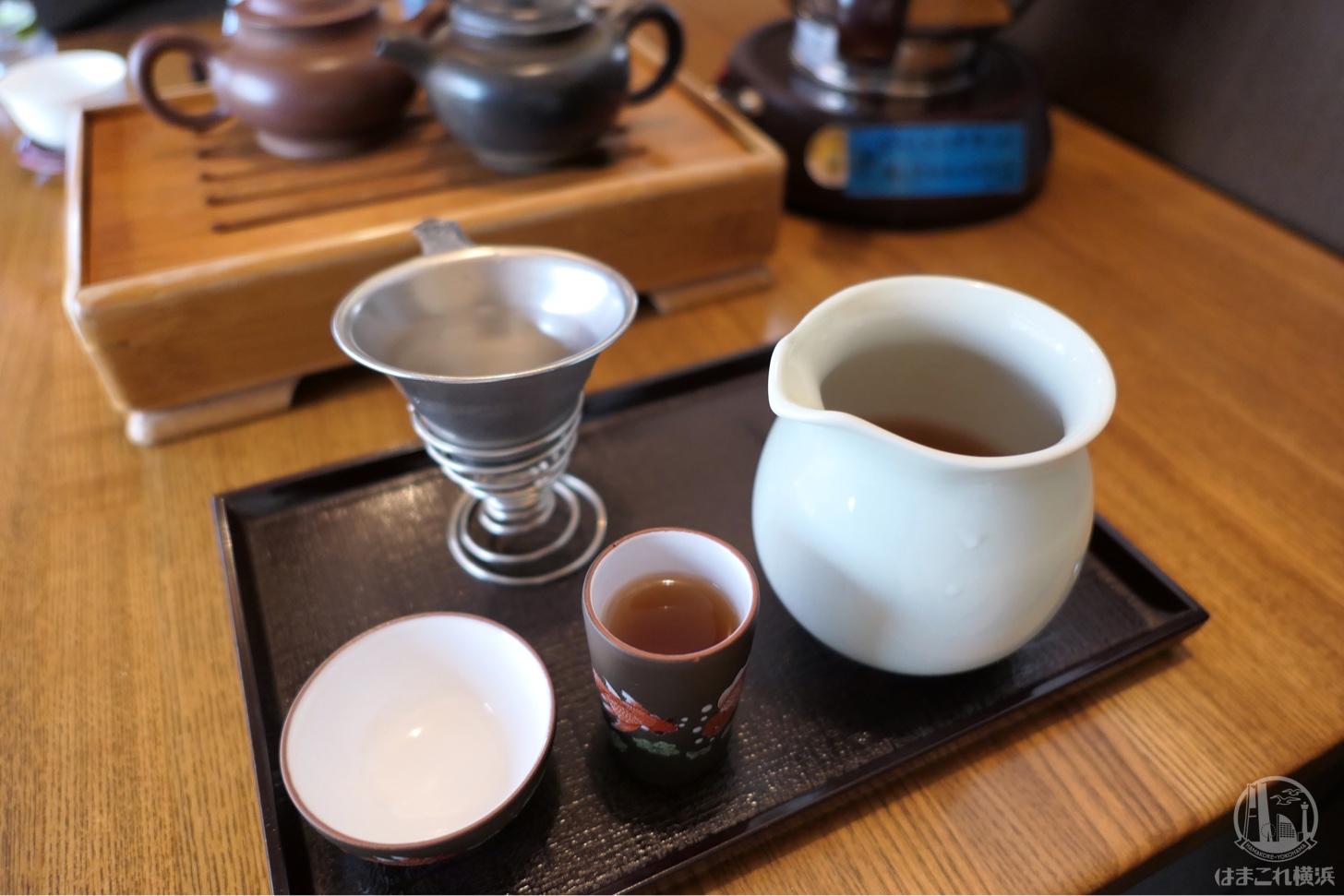 中国茶 水金亀(すいきんき)