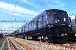 相鉄線新車両「20000系」が2月11日に出発式!20000系デビュー記念入場券セット