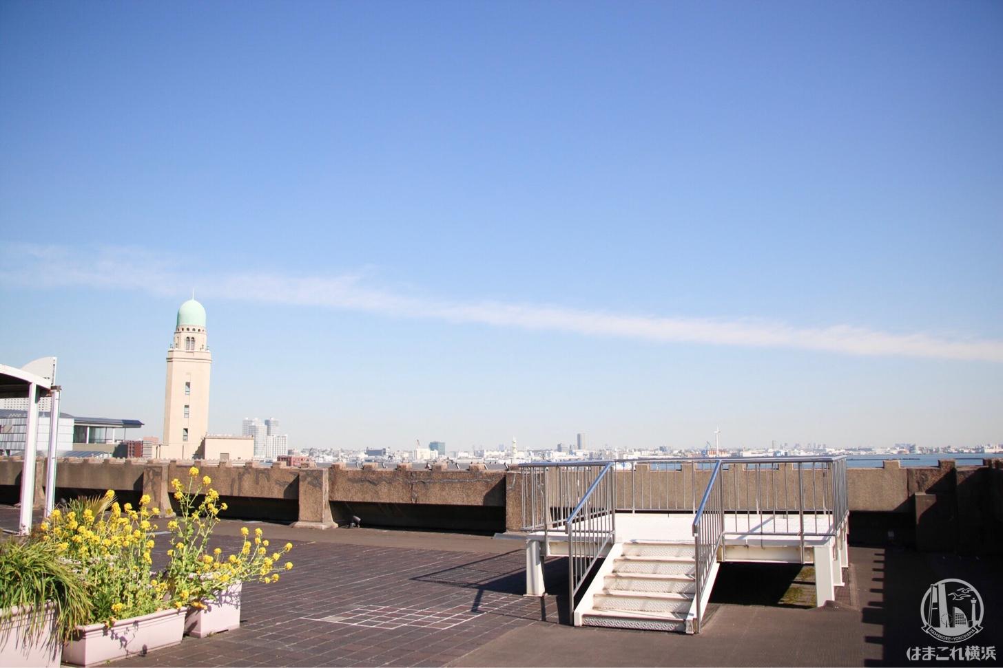 神奈川県庁本庁舎(キングの塔) 展望台