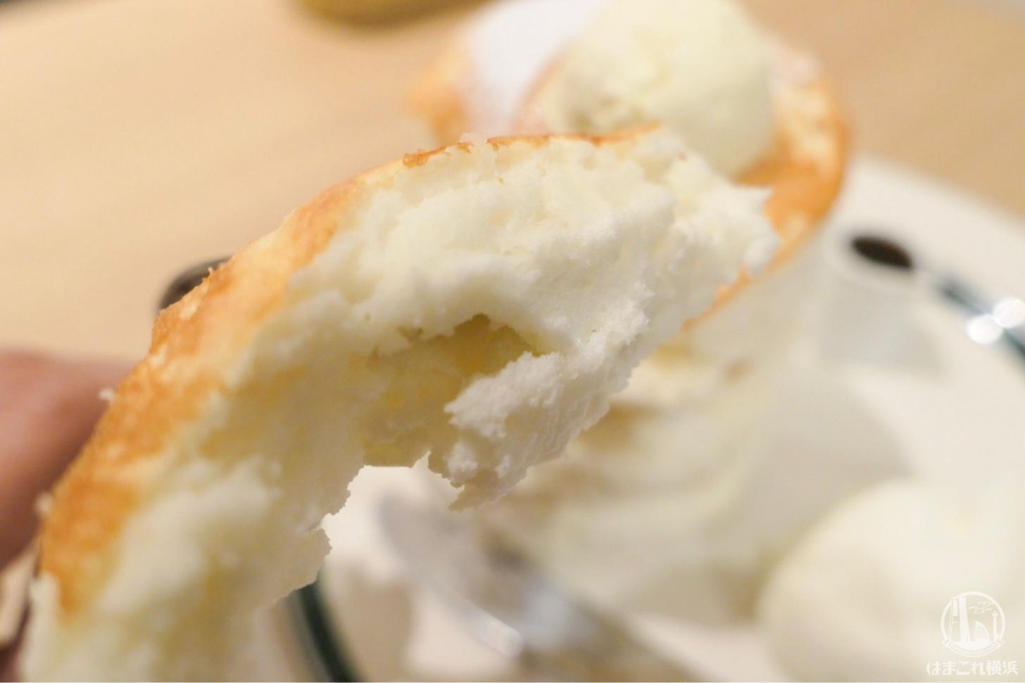 プレミアムパンケーキの生地
