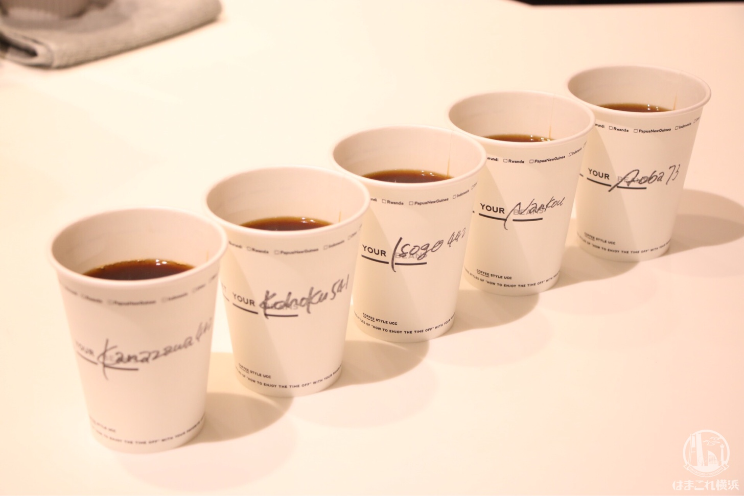 コーヒースタイルUCC