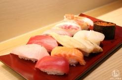 スシローコノミ 横浜の現地レポート!コノミメニューと寿司盛り合わせメニューを用意