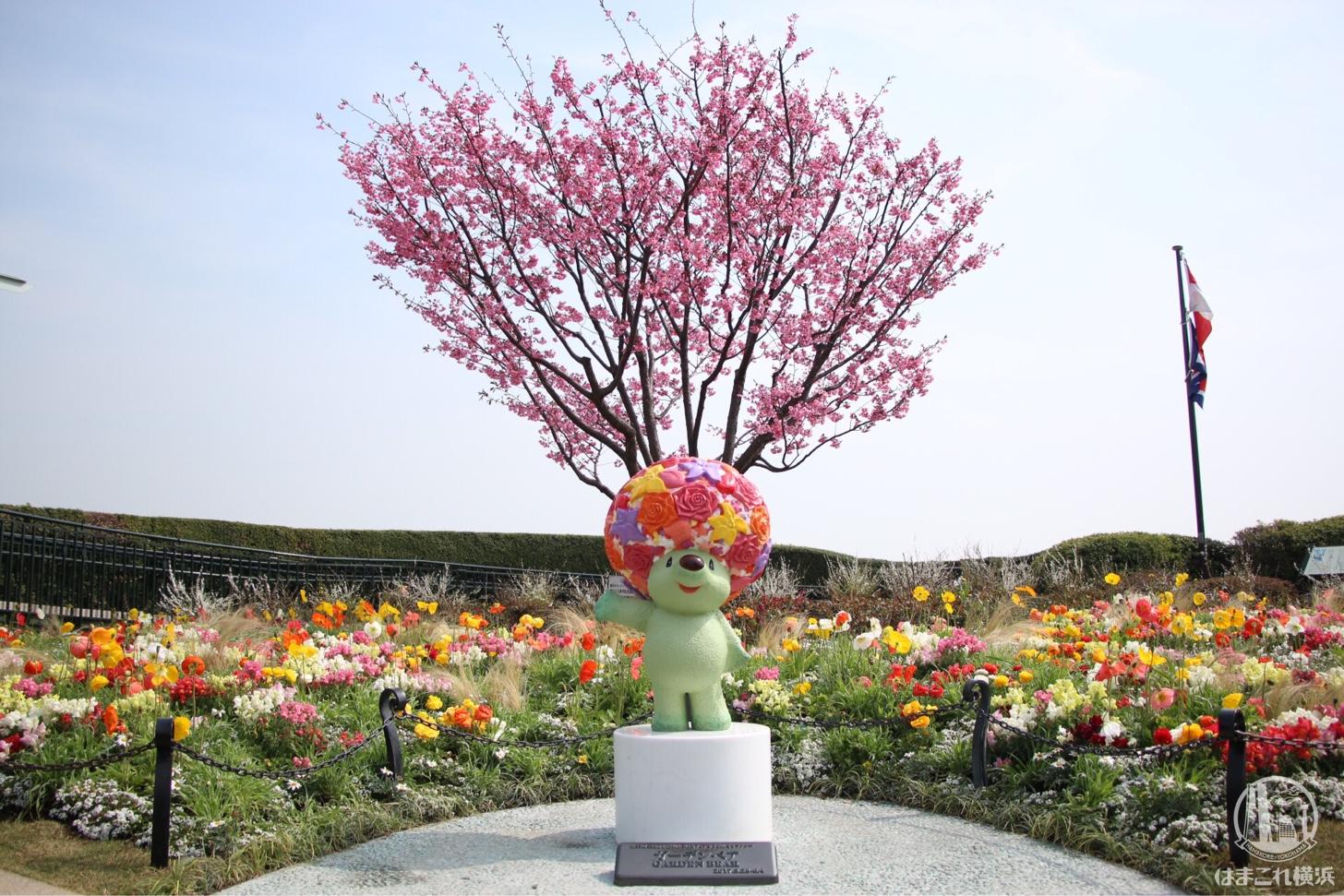 港の見える丘公園・ガーデンネックレス横浜