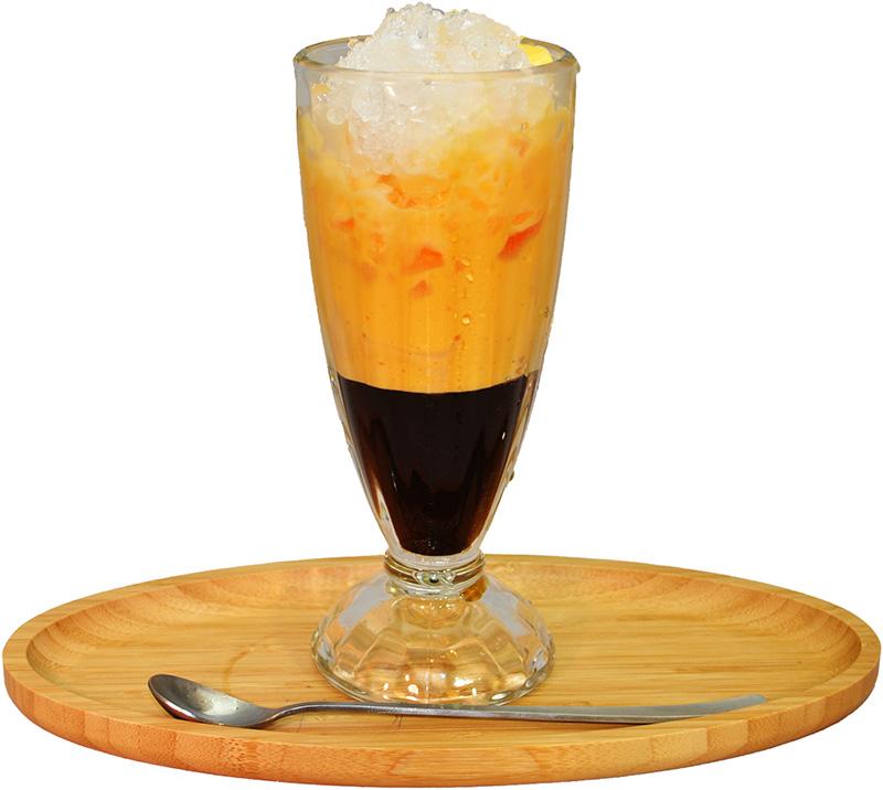エッグコーヒー(ICE)