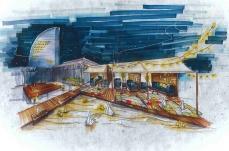 The BBQ Beach ワールドポーターズ店が2018年4月28日よりオープン!BBQ×白浜×夜景