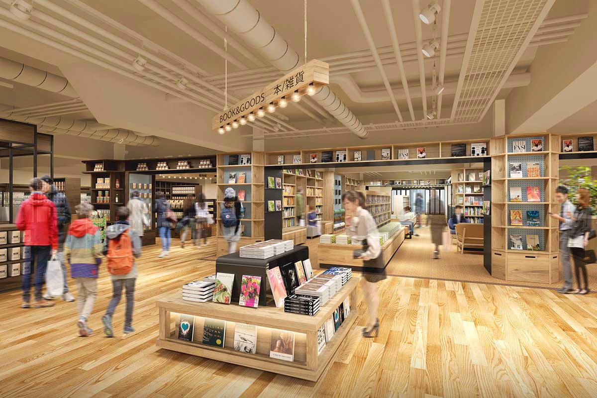 横浜・上大岡の複合商業施設 アカフーパークに書店や体験工房を含む「ミッケ ブック&マルシェ」がオープン!