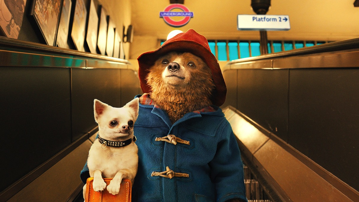 (C)2014 STUDIOCANAL S.A. TF1 FILMS PRODUCTION S.A.S. PADDINGTON BEARTM, PADDINGTONTM AND PBTM ARE TRADEMARKS OF PADDINGTON AND COMPANY LIMITED www.paddington.com