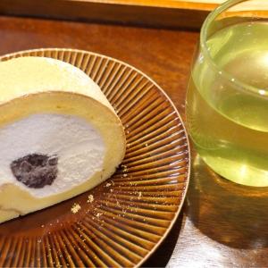 カフェ ソラーレ ツムギ 店舗限定「堂島ロール」の和テイストが見事!横浜駅 和カフェ