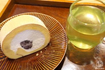 カフェ ソラーレ ツムギ 店舗限定「堂島あずきロール」の和洋スイーツが見事!横浜駅フードアンドタイム