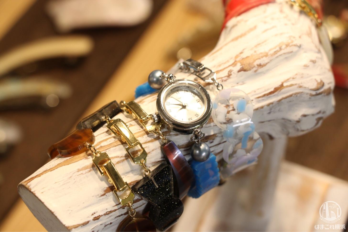 ミッケファクトリー オリジナルデザインで作る腕時計