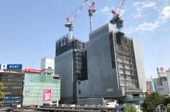 2018年4月 横浜駅西口 駅ビル完成までの様子 [写真掲載]