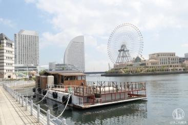 水上カフェレストラン「ヘミングウェイ」が横浜みなとみらいに2018年4月オープン予定!