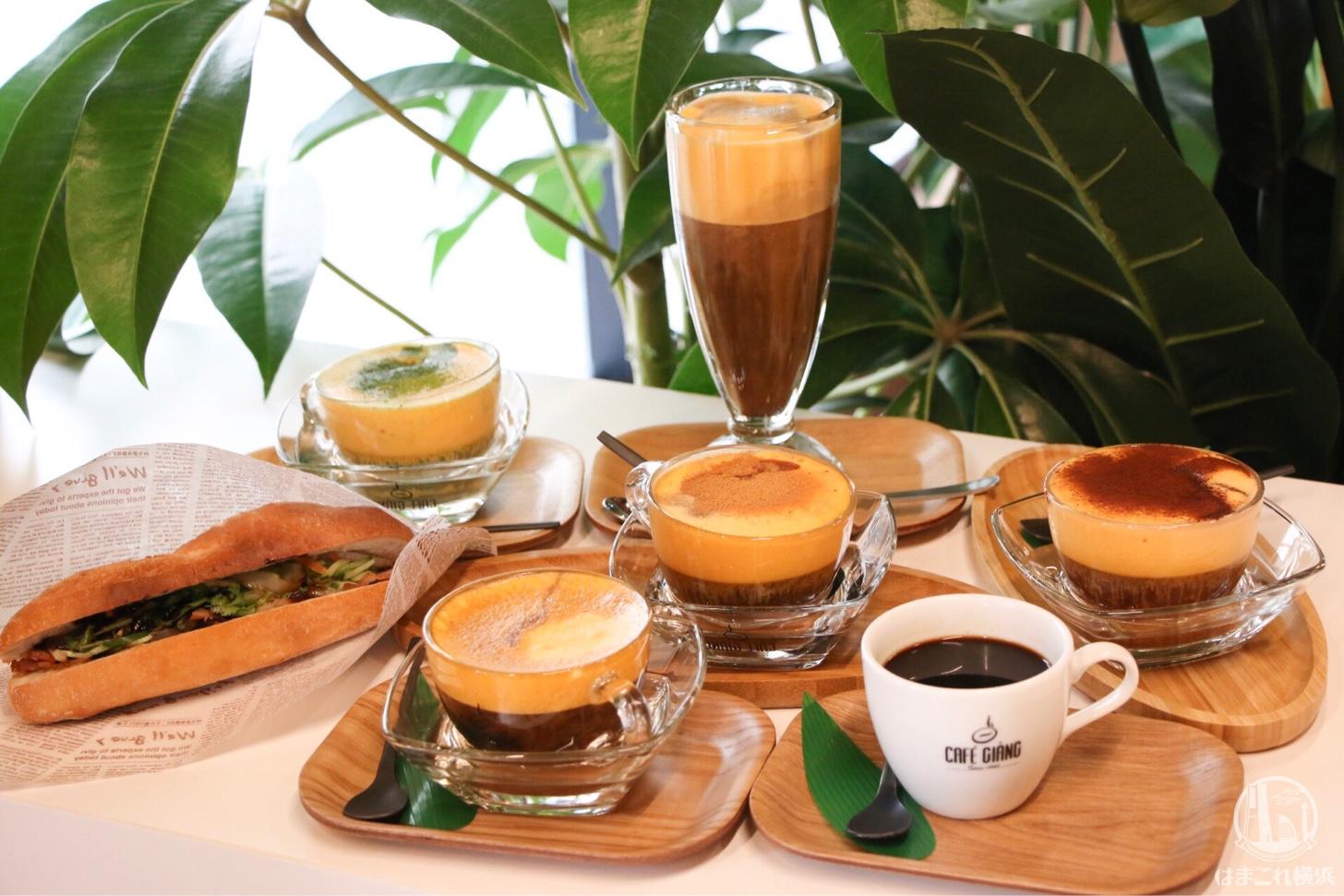 カフェ ジャン 横浜中華街のエッグコーヒーが話題!人気メニュー・内観・テイクアウト 現地レポ