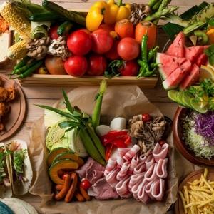 2018年 横浜高島屋 屋上ビアガーデンが5月23日より開催!農家の顔が見える野菜提供