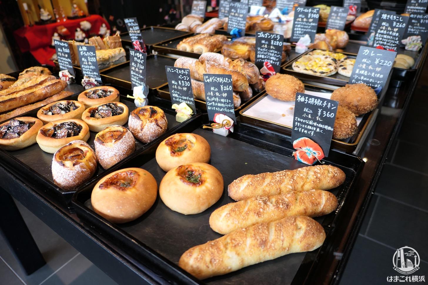 のり蔵のパン