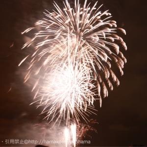 2018年 横浜花火大会「横浜スパークリングトワイライト」7月14日・15日開催!花火観賞席も
