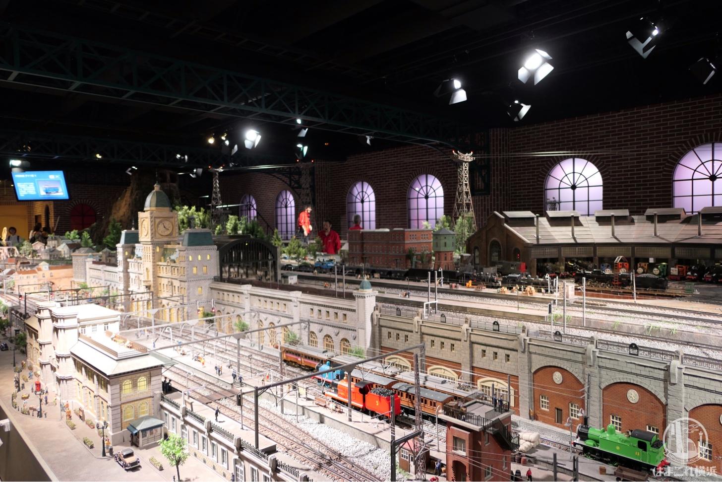 原鉄道模型博物館 世界最大級のジオラマ
