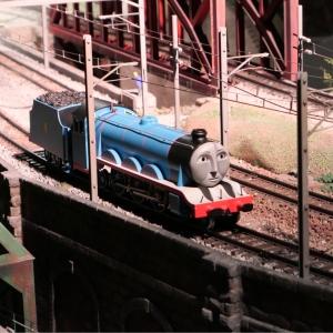 横浜駅「原鉄道模型博物館」のきかんしゃトーマス特別ジオラマに感動!トーマスの世界観広がる